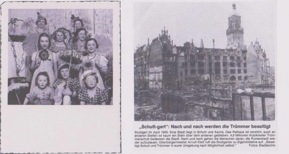 Frau Sporers Erinnerungen